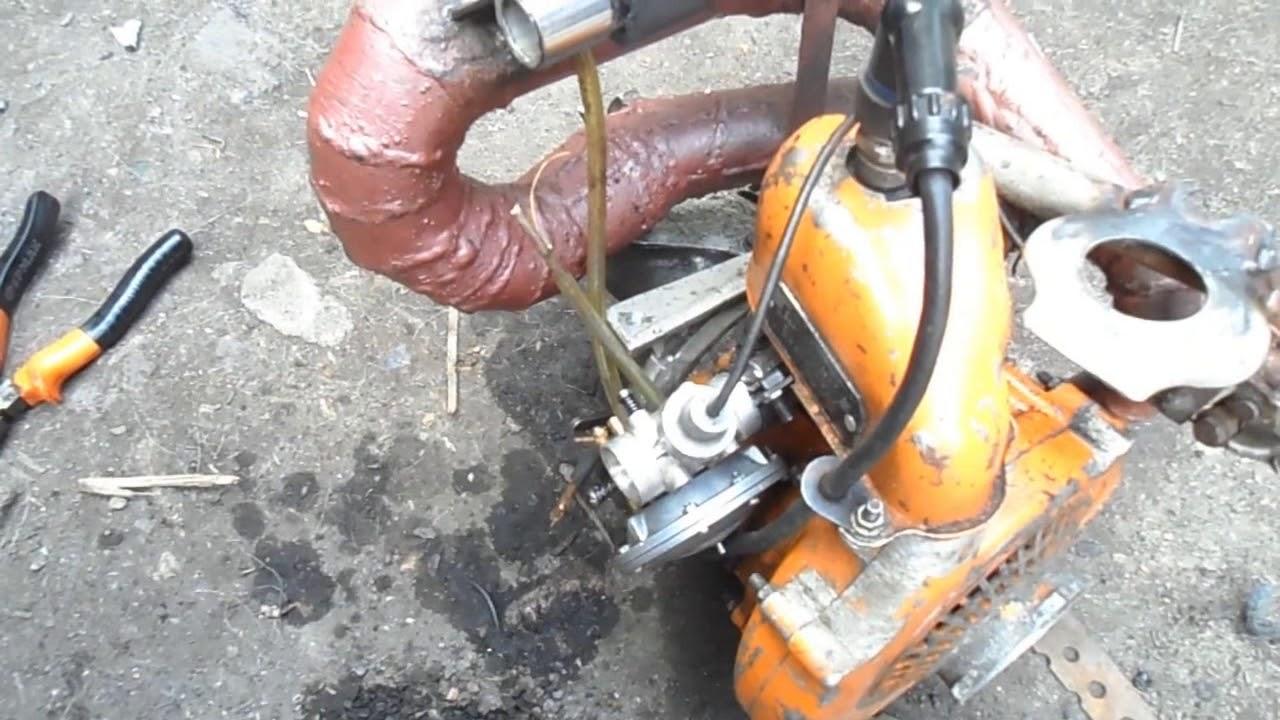 Неисправности и ремонт бензопилы урал 2 электрон