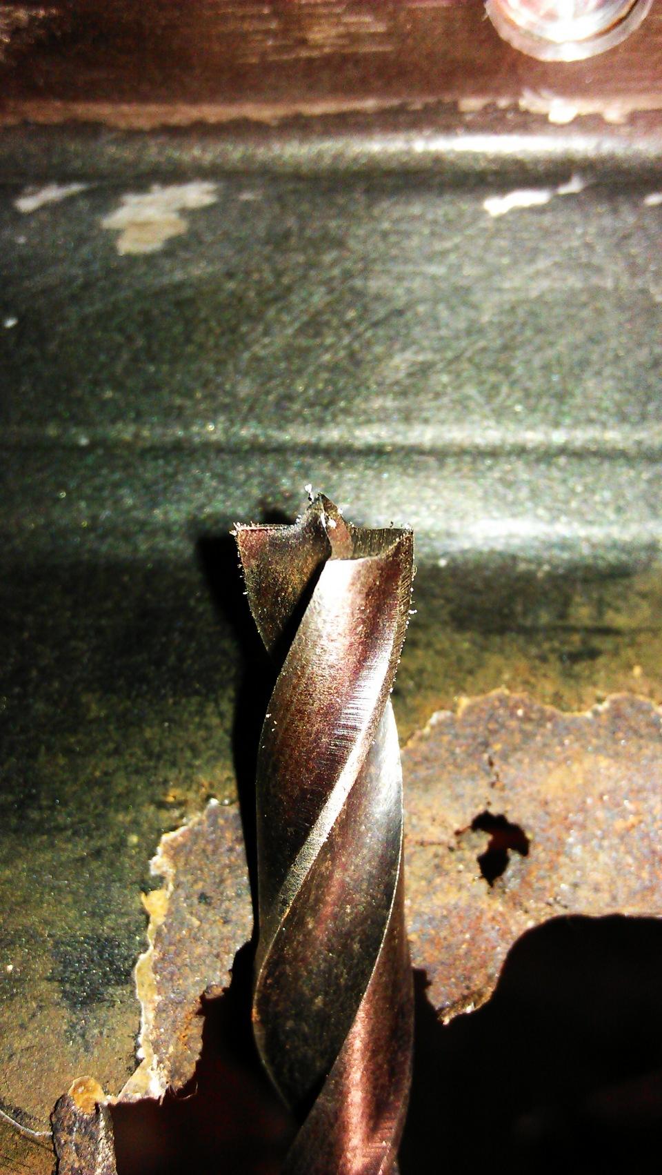 Сверло для высверливания точечной сварки: как высверлить на автомобиле и заточка сверла