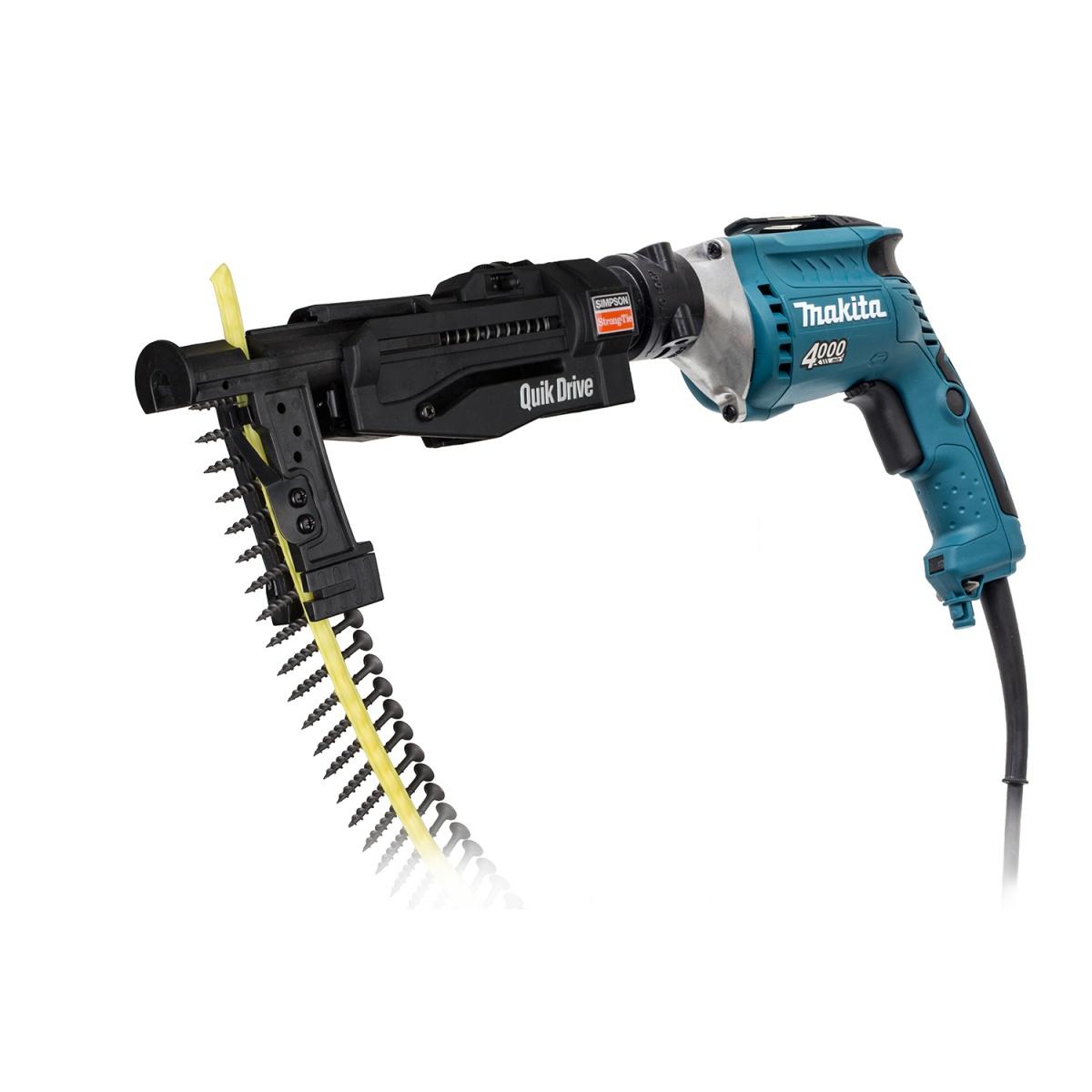 Ленточный шуруповёрт. автоматическое оружие профессионального строителя | проинструмент