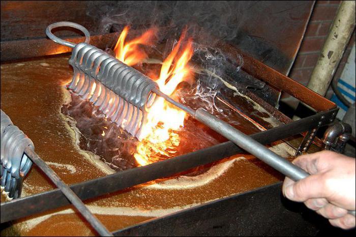 Как правильно закалять металл: методика, рекомендации, термическая обработка в домашних условиях и на костре