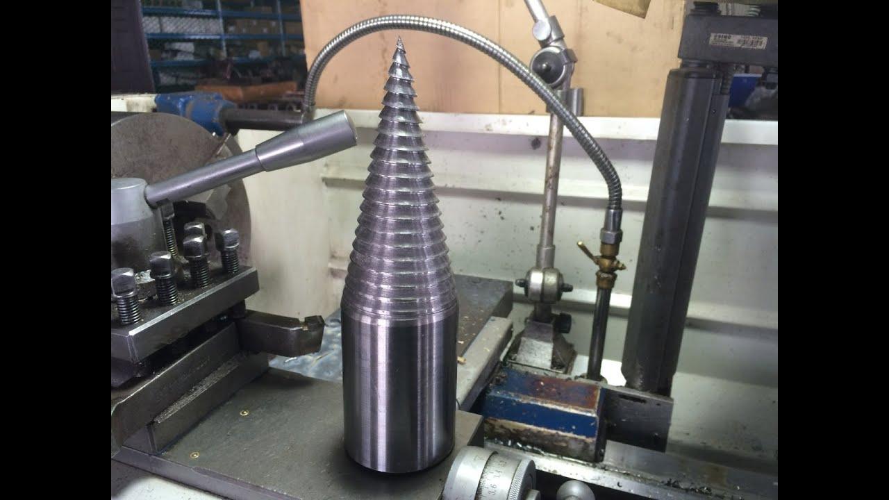 Приспособление для навивки пружин на токарном станке