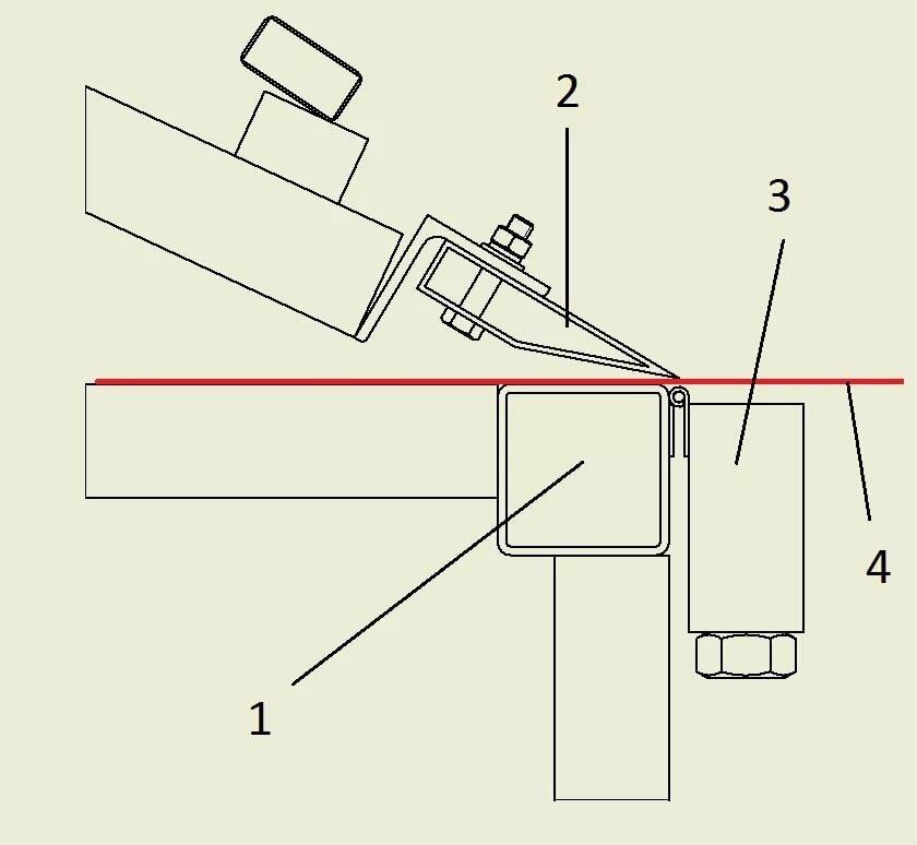 Самодельный ручной листогиб – делаем инструмент своими руками +видео