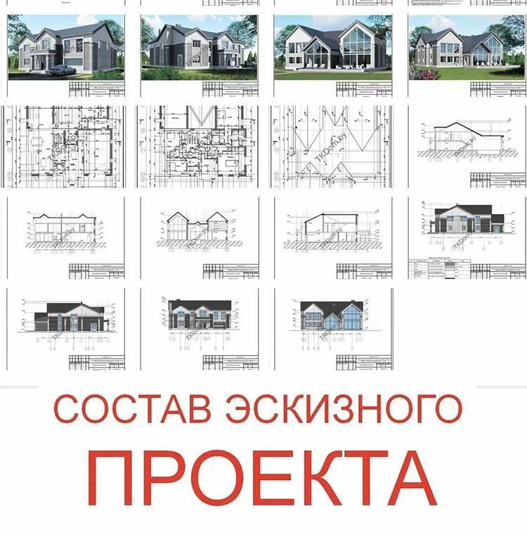 Перечень документов в эскизном проекте, проекте и рабочем проекте инженерных систем
