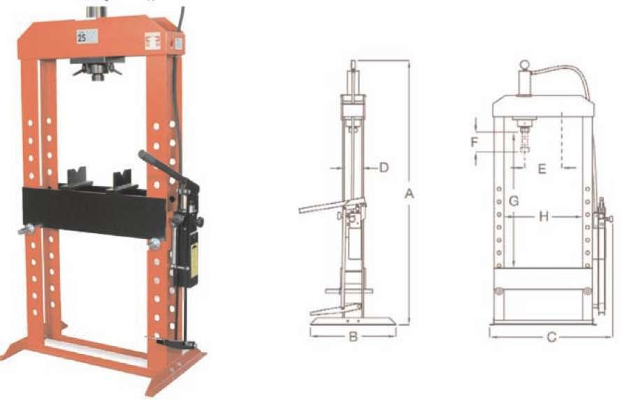 Изготовление гидравлического пресса своими руками: чертежи, фото, видео