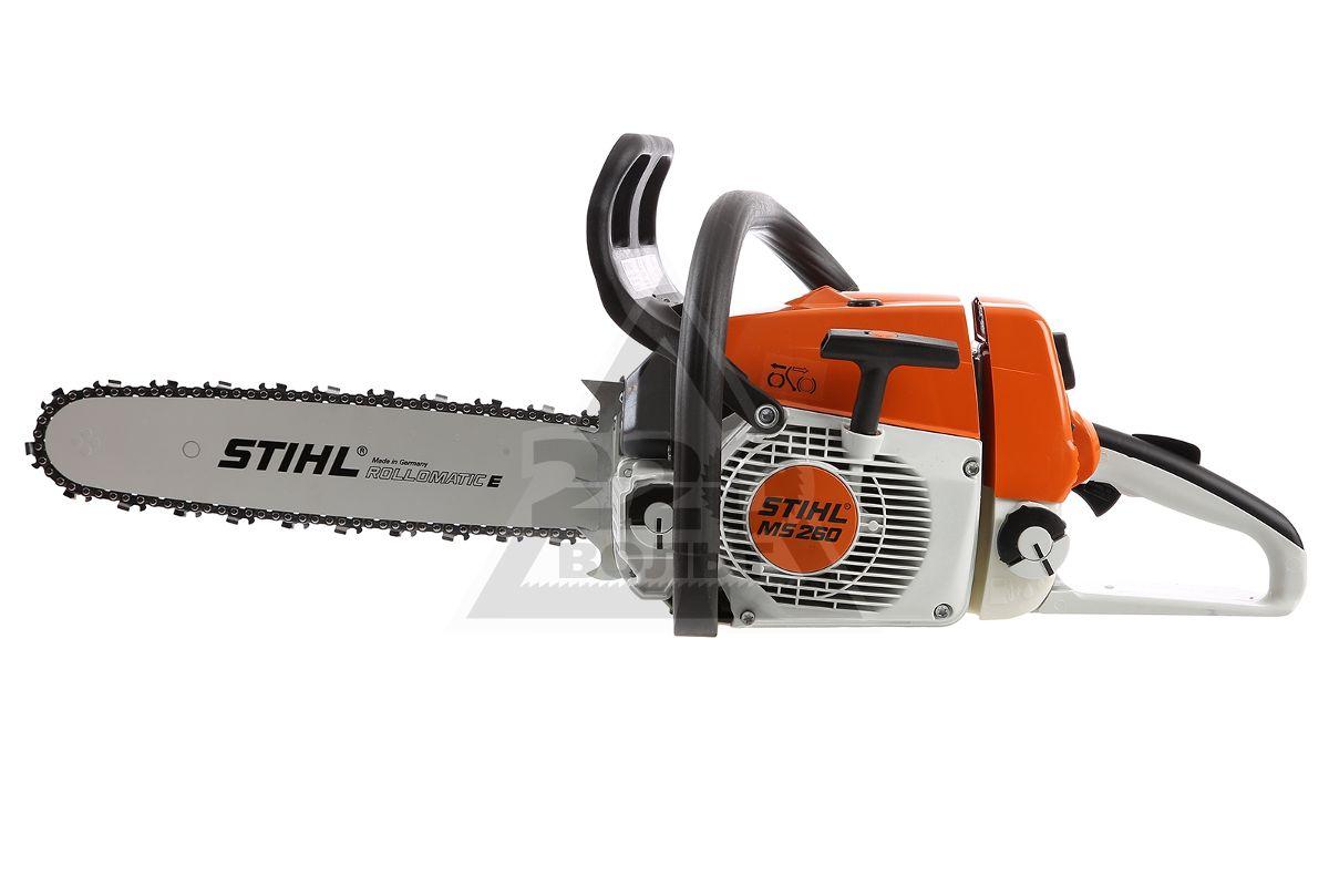 Stihl MS 280 — бензопила с инновационной разработкой
