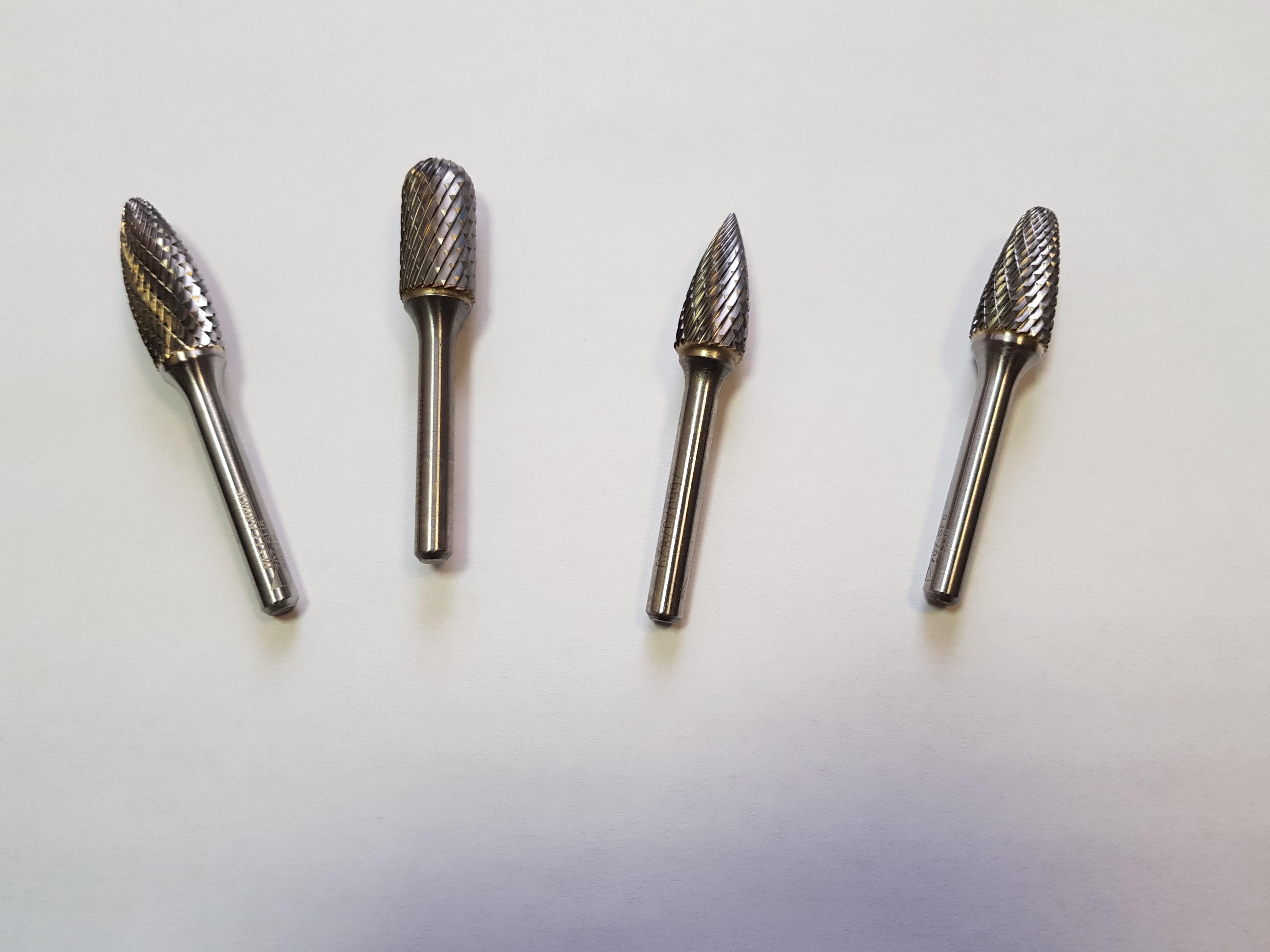 Шарошки по металлу для бытовой дрели: виды и особенности применения