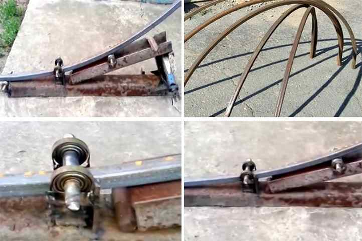 Как согнуть трубу в домашних условиях без трубогиба: методы