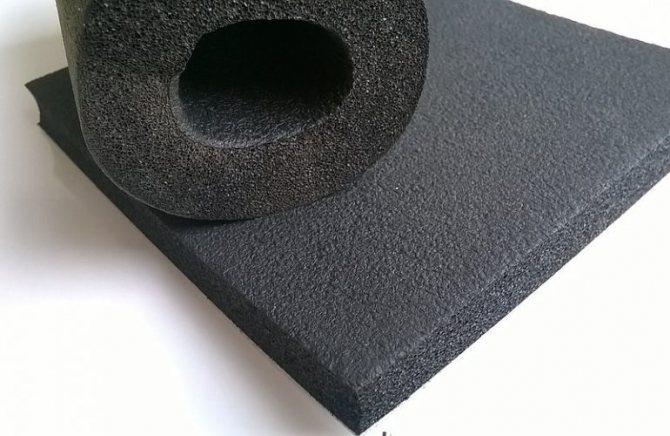 Пористая резина — все о разновидностях и способах применения