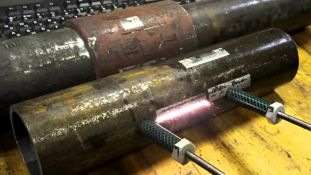 Лазер для удаления ржавчины своими руками
