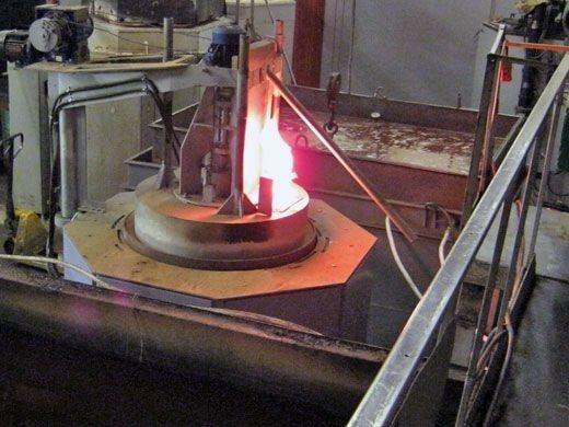 Процесс алитирования стали