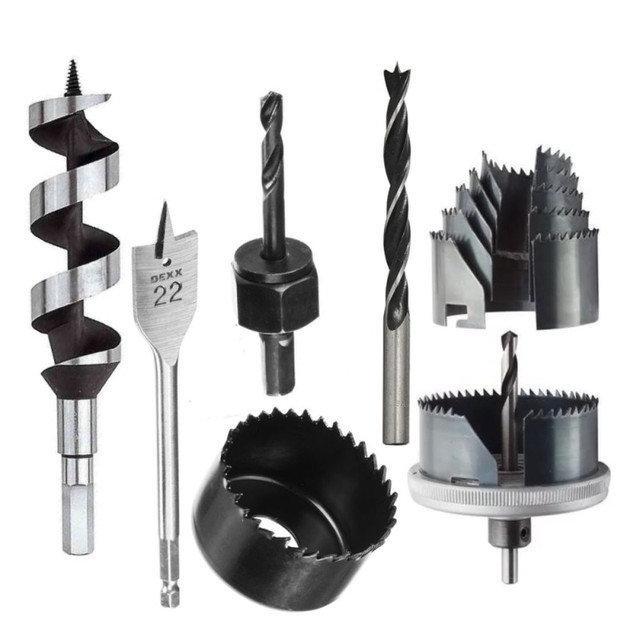 Насадки для перфоратора: выбираем насадку для сверления, штробления или смешивания строительных смесей, особенности насадки-штробореза