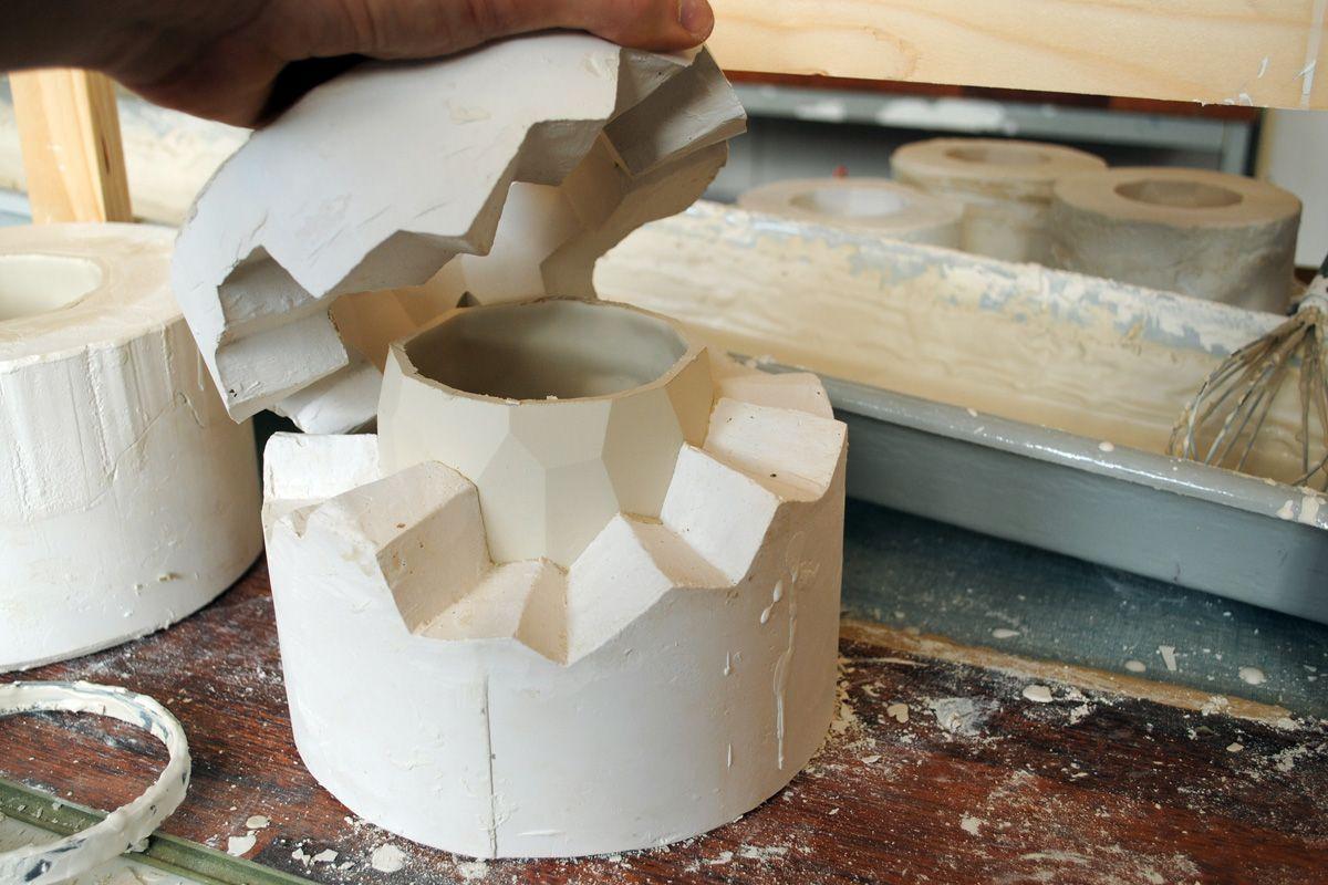 Шликерное литье метод, гипсовые формы, технология | строитель промышленник