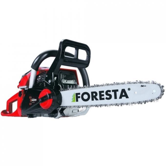 Особенности и достоинства цепных бензопил foresta (фореста)