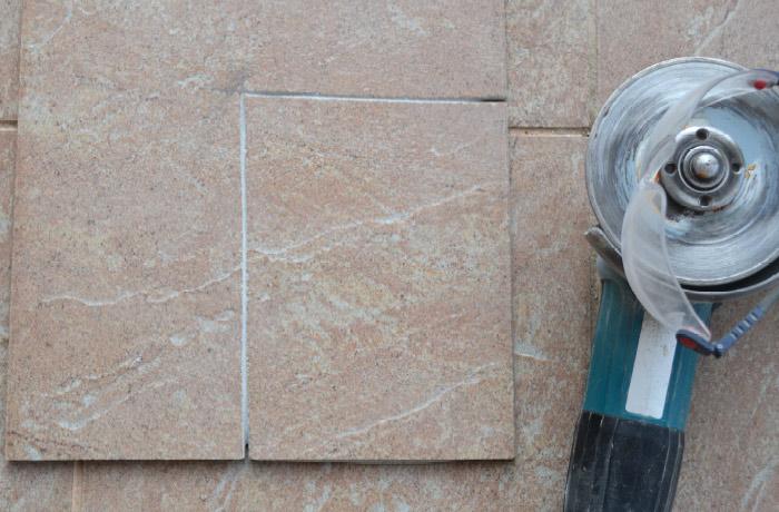 Керамогранит: как и чем резать