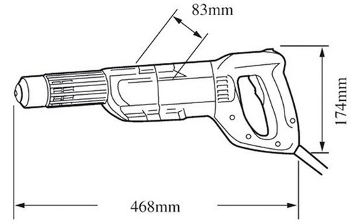 Отбойный молоток: виды (электрический, пневматический, бензиновый), как выбрать