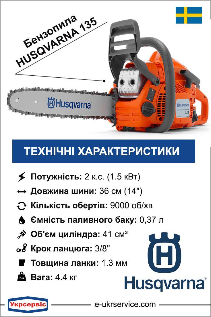 Бензопила husqvarna 130 - описание модели, характеристики, отзывы