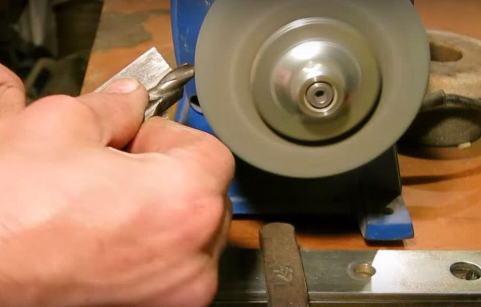 Изготовление самодельного заточного станка для свёрл