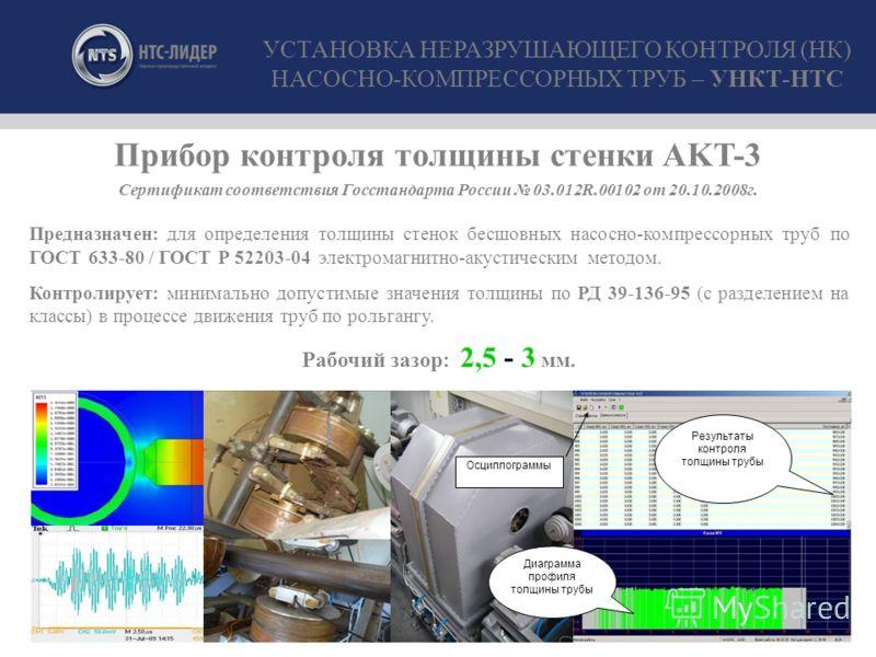 Аттестация лаборатории неразрушающего контроля (лнк) в москве