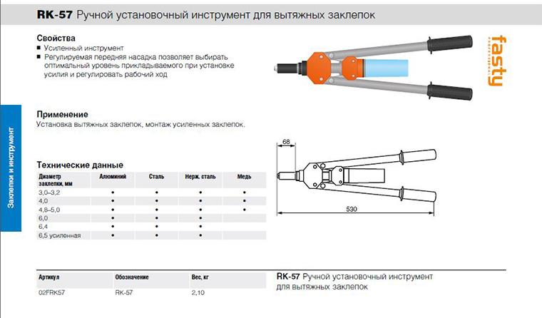 Установка резьбовых заклепок: монтаж винтовых заклепков без заклепочника, выбор насадки