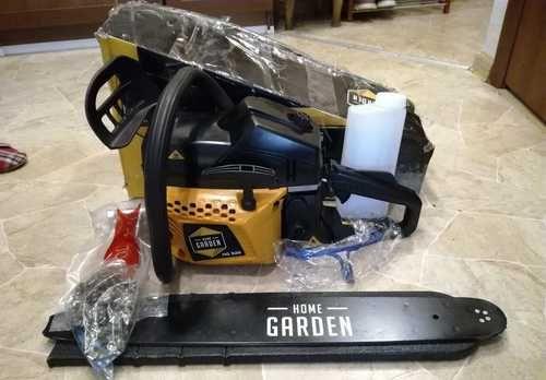 Patriot Home Garden HG 457 — отличная бензопила средней мощности