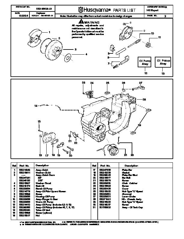 Как поменять сцепление на бензопиле хускварна