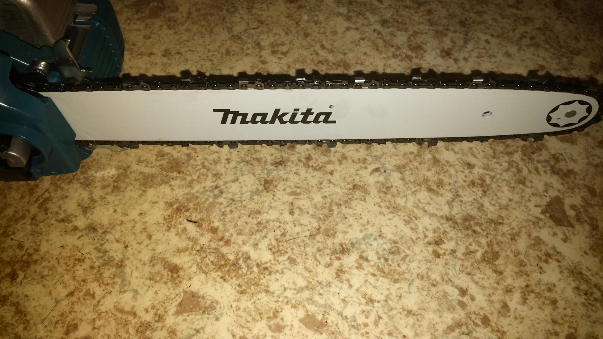 Бензопилы makita: обзор моделей и цены