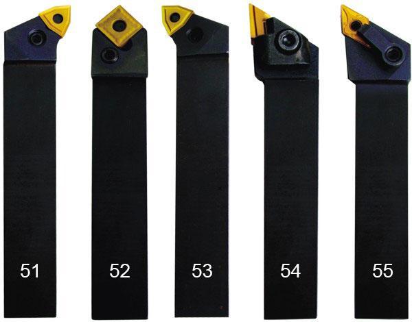 Основные преимущества токарных резцов со сменными пластинами