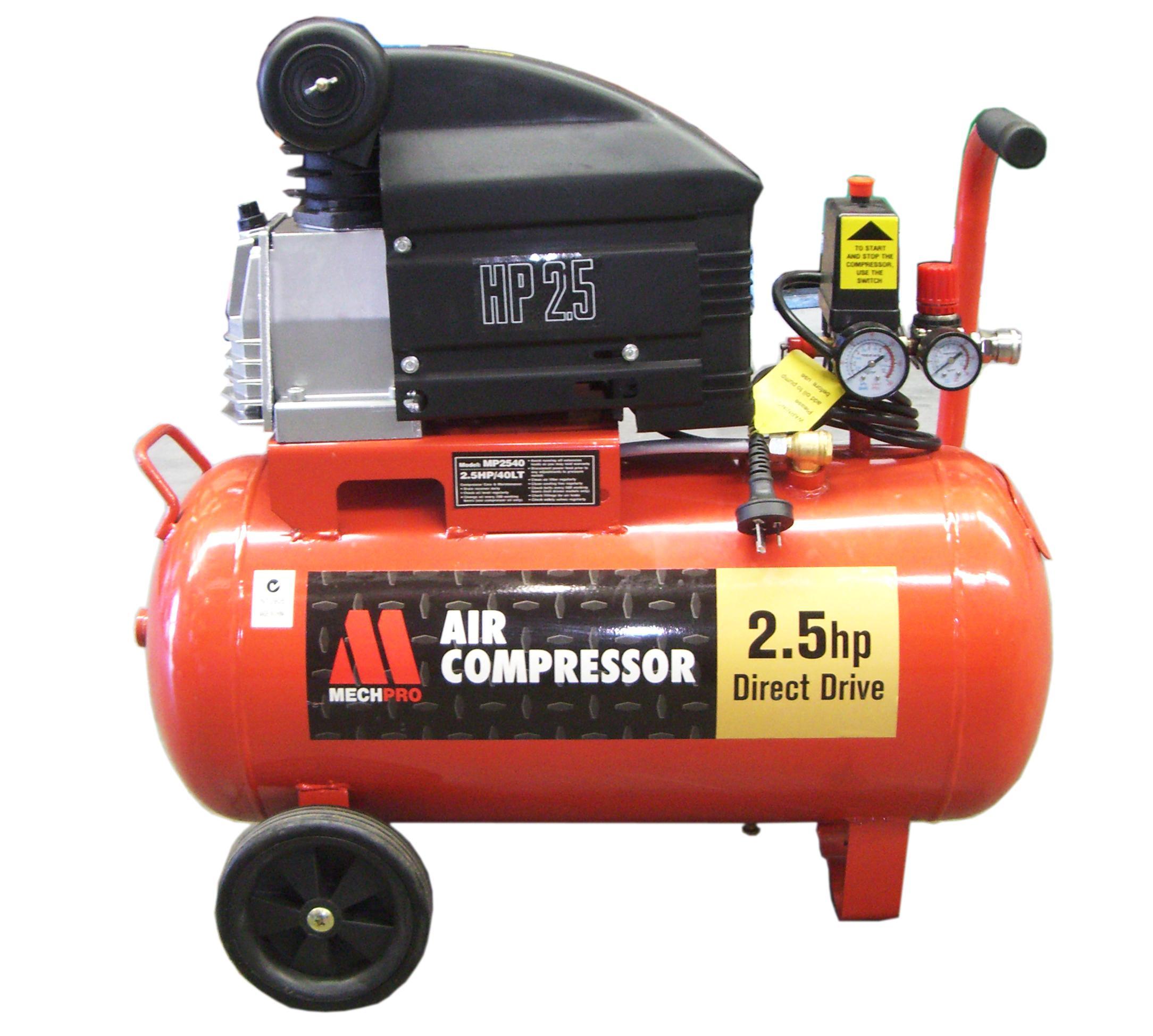 Как выбрать пескоструйный компрессор
