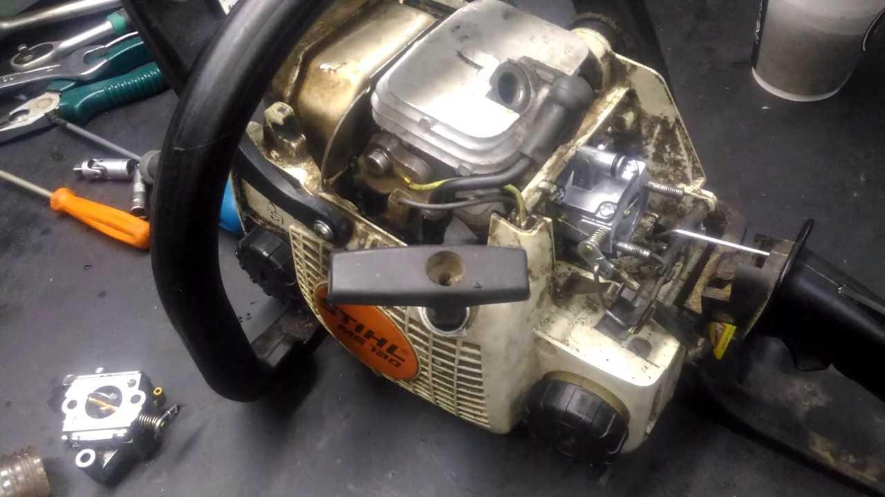 Карбюратор бензопилы партнер 351 — от устройства до регулировки