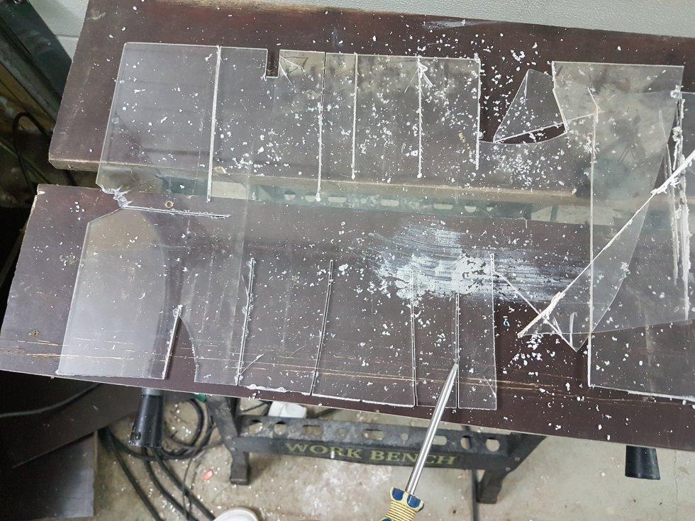 Мастер-класс материалы и инструменты мк как разрезать оргстекло 10 мм  и толще быстро и ровно
