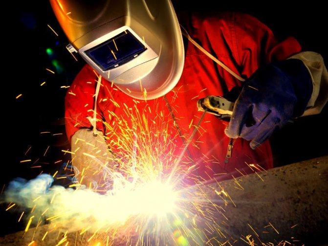 Технология и оборудование сварочного производства - ремонт и стройка