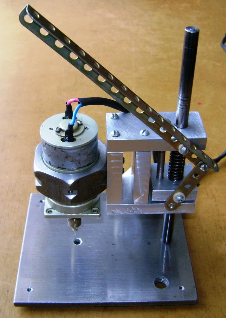 Самодельный сверлильный мини станок для pcb | lampcore