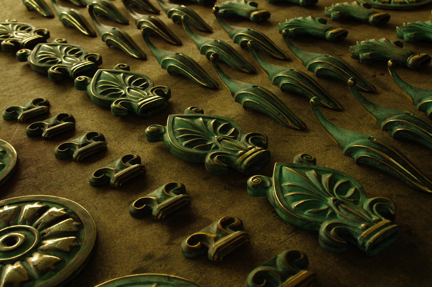 Изготовление бронзы: производители, способы получения, технология производства