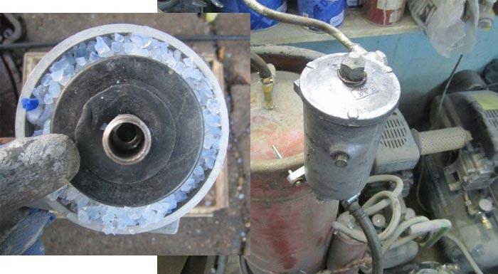 Осушитель воздуха для компрессора своими руками — нюансы изготовления