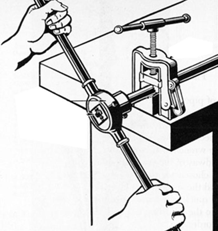 Топ-3 способа нарезания резьбы на пвх трубе