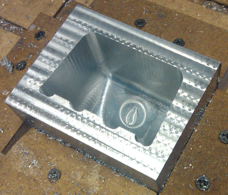 Простой способ литья из алюминия в домашних условиях