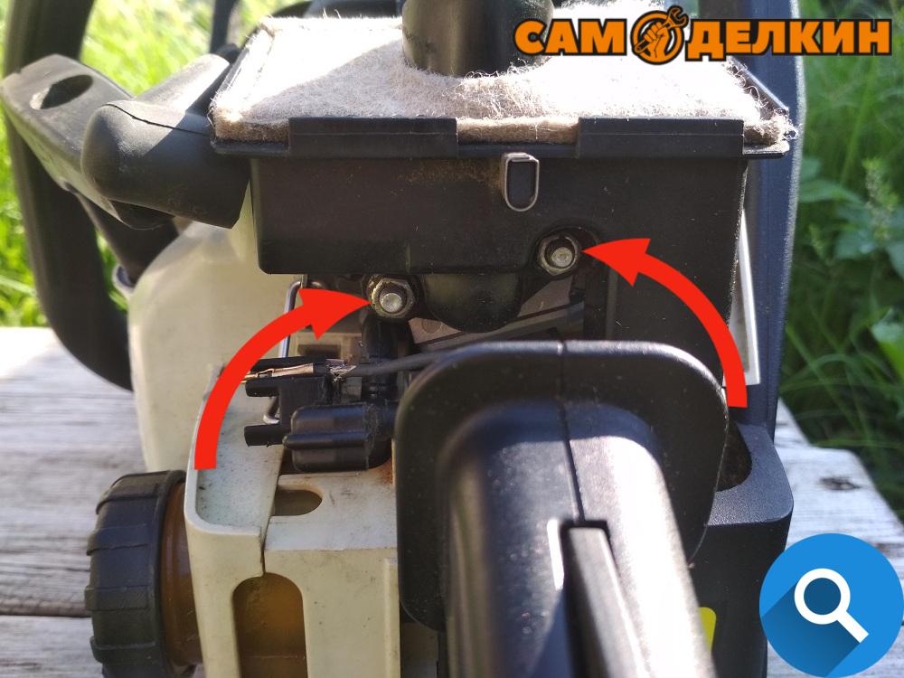Не заводится бензопила штиль (stihl): как завести, почему, причины, не набирает обороты, регулировка, глохнет при нажатии на газ, способы устранения, пропала искра, видео