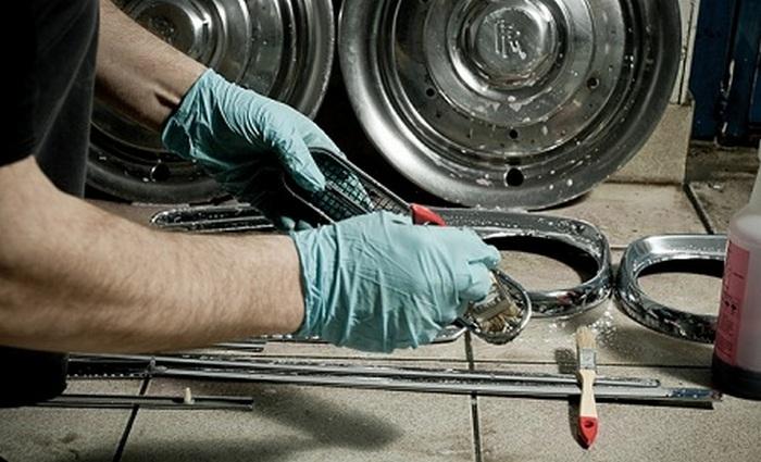 Восстановление хрома: дефекты, очистка, профилактика, гальванизация