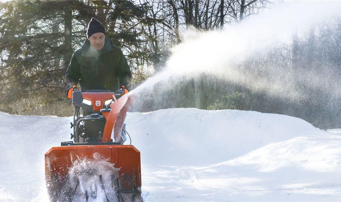 Рекомендации по подготовке и эксплуатации подметально-уборочных машин зимой