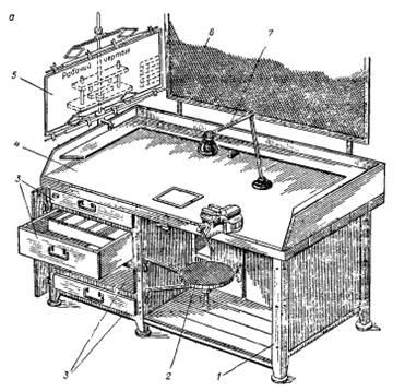 Верстак своими руками (34 фото): как сделать стол по чертежу? самодельный универсальный верстак из профильной трубы, переносной из уголка и другие модели