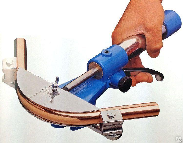 Трубогиб для медных труб – какой лучше, механический или пружинный? + видео