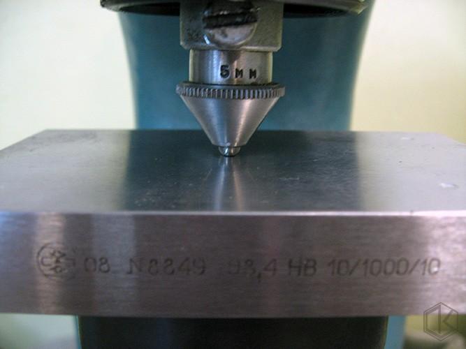 Гост 9012 металлы. метод измерения твердости по бринеллю.