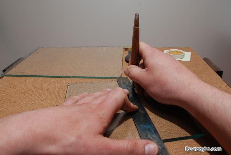 7 способов как без стеклореза разрезать стекло