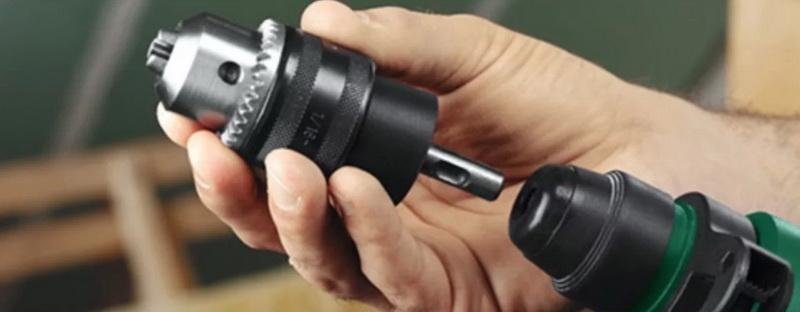 Как поменять сверлильный патрон на дрели: снять, установить, разобрать и прочее + видеоинструкции