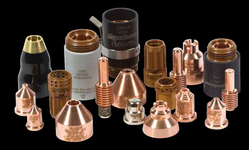 Selecting the right consumables   hypertherm