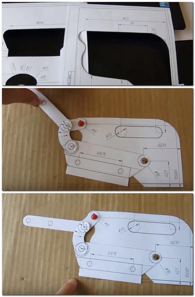 Гильотинные ножницы для резки листового металла