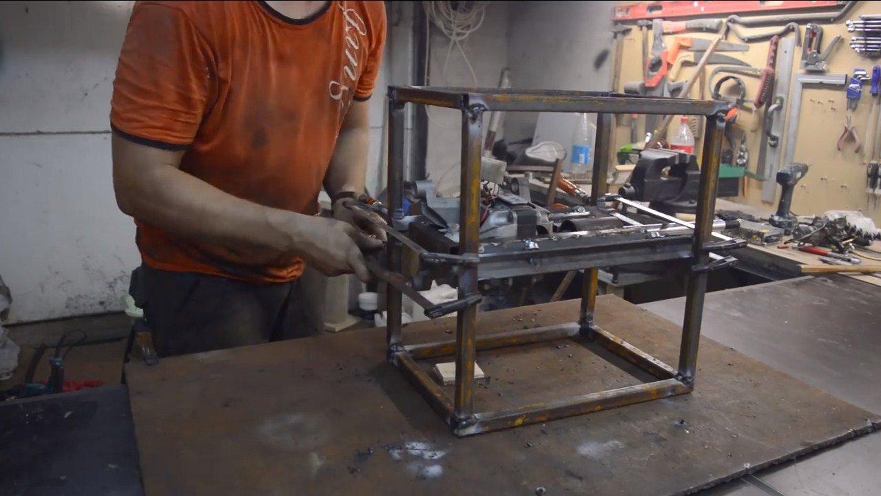 Осцилляционный шлифовальный станок своими руками. как сделать шпиндельный осцилляционный шлифовальный станок по дереву. функциональные особенности шпиндельного шлифовального станка