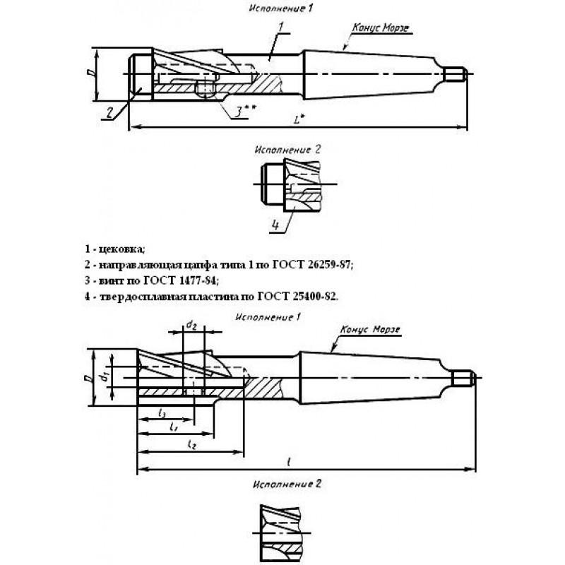 Зенковка по металлу: назначение и особенности применения