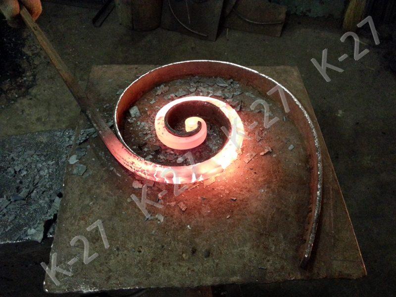 Ковка металла - виды, основы и приемы технологии