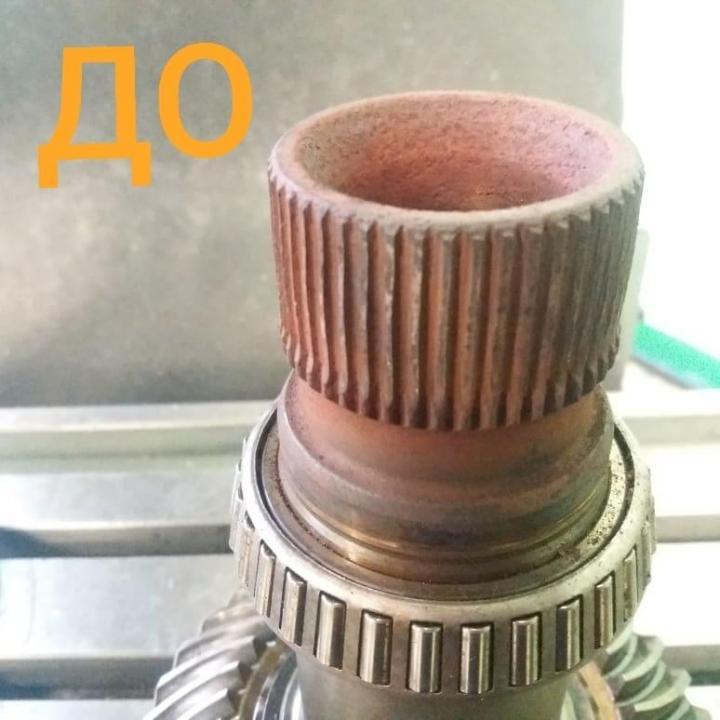 Качественный ремонт или замена шлицевой кардана